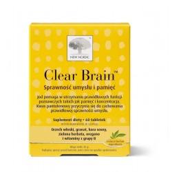 Clear Brain tabletki 60 tabl.