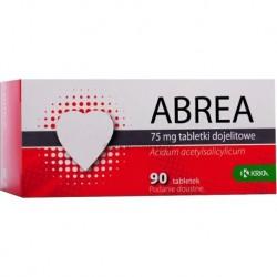 Abrea 75 mg tabletki 90 tabl.