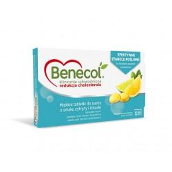 Benecol tabletki do ssania 30tabl.