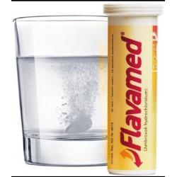 Flavamed 60 mg tabletki musujące 10 tabl.