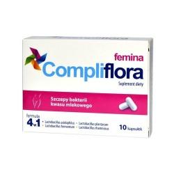 Compliflora Femina kapsułki 10 kaps.