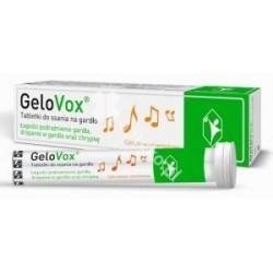 GeloVox Ochrona gardła tabletki do ssania cytrusowo-mentolowe 20 tabl.