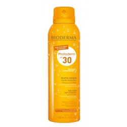 Bioderma Photoderm BRUME Solaire SPF 30 Active Spray ochronna mgiełka dla całej rodziny 150ml