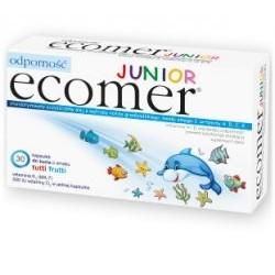 Ecomer Odporność Junior kapsułki do żucia 30 kaps.
