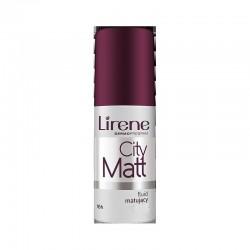 Lirene City Matt Fluid matująco - wygładzający 30ml