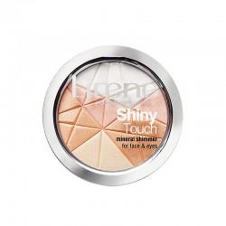 Lirene Shiny Touch Mineralny rozświetlacz do twarzy i oczu 9g