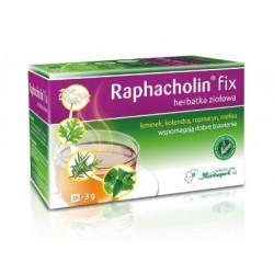 Raphacholin Fix herbatka ziołowa saszetki 20 sasz.