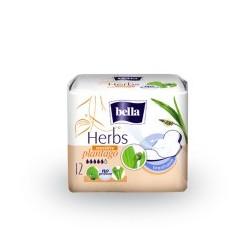 Bella Herbs podpaski wzbogacone babką lancetowatą  12 szt.