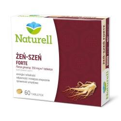 Naturell Żeń-szeń forte tabletki 60 tabl.
