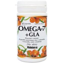 Omega-7 + GLA kapsułki 60 kaps.