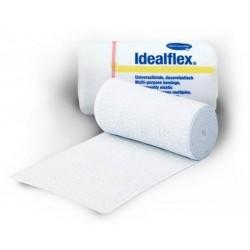 Idealflex opaska elastyczna do ucisku o średniej mocy 6cm x 5m 1szt.