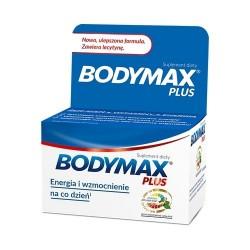 Bodymax Plus z lecytyną tabletki 60 tabl.