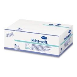 Hartmann Peha-soft S rękawice lateksowe, bezpudrowe, niesterylne 100 szt.