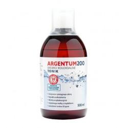 Argentum 200 Srebro Koloidalne tonik 500ml