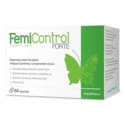 FemiControl Forte kapsułki 60kaps.