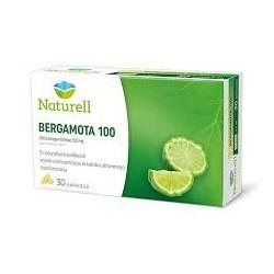 Bergamota 100 kapsułki 30kaps.