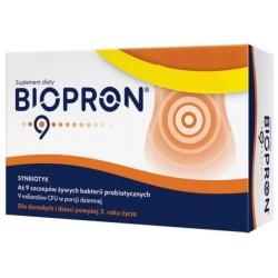 Biopron 9 kapsułki 30
