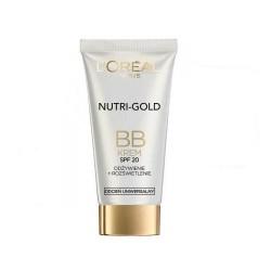 L'oreal Nutri Gold krem BB SPF 20 odcień uniwersalny 40 ml