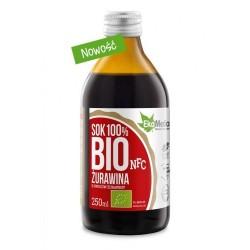 Sok Bio 100% NFC Żurawiana 250ml
