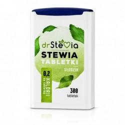 drStevia Stewia w tabletkach słodzik 300 tabl.