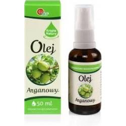 Olej Arganowy Organiczny bezzapachowy 50ml