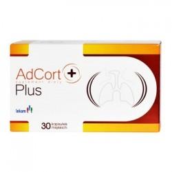 AdCort Plus kapsułki 30kaps.