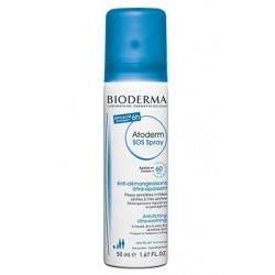 Bioderm Atoderm SOS Spray Ultra łagodzący spray eliminujący swędzenie skóry 50ml