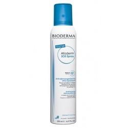Bioderma Atoderm SOS Spray Ultra łagodzący spray eliminujący swędzenie skóry 200ml