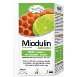 Miodulin syrop 240 ml