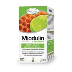 Miodulin syrop 120 ml