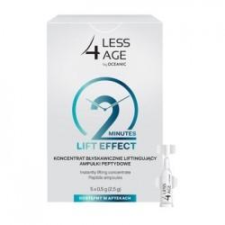 4 Less Age koncentrat błyskawicznie liftingujący ampułki peptydowe 5szt.