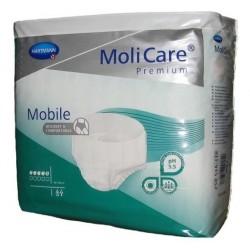 MoliCare Premium Mobile Majtki chłonne 5K średni stopień NTM XL 14szt.