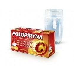 Polopiryna C tabletki rozpuszczalne 10 tabl.