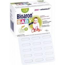 Bioaron Baby 6m+ kapsułki twist-off 90 kaps.