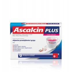Ascalcin Plus saszetki 20 sasz.