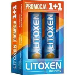 Litoxen tabletki musujące 24 tabl.