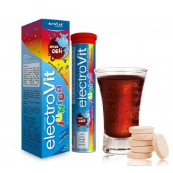ElectroVit Junior tabletki musujące 20 tabl.