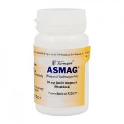 Asmag tabletki 50tabl.