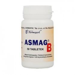 Asmag B tabletki 50tabl.