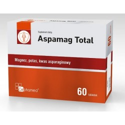 Aspamag Total tabletki 50tabl.