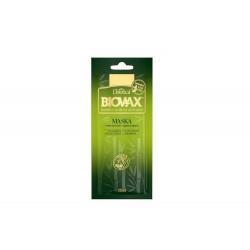 Biovax Bambus i olej z avocado Maska intensywnie regenerująca do włosów suchych 10x20 ml
