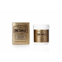 Biovax Gold Maseczka do włosów argan i złoto 125ml