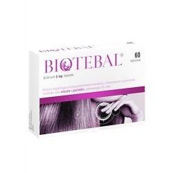 Biotebal 5 mg tabletki 60 tabl.