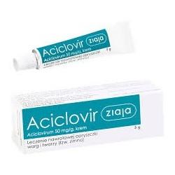 Aciclovir  krem 5g