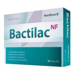 Bactilac NF kapsułki 20kaps.