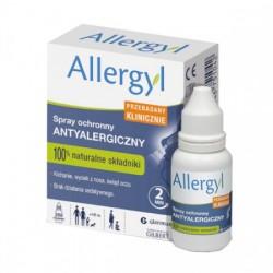 Allergyl Spray ochronny antyalergiczny 200dawek
