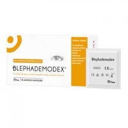 Blephademodex chusteczki do higieny powiek 30 szt