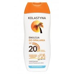 Kolastyna Emulsja do opalania SPF 20 200ml