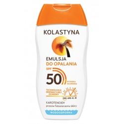 Kolastyna Emulsja do opalania SPF 50 150ml