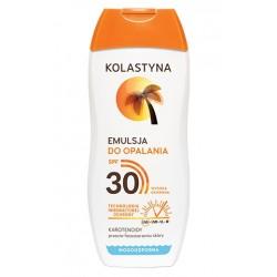 Kolastyna Emulsja do opalania SPF 30 200ml